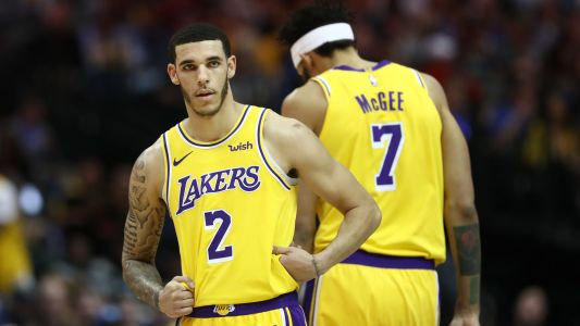 NBA wrap: Lakers survive Lonzo Ball's gaffe to beat Thunder in OT