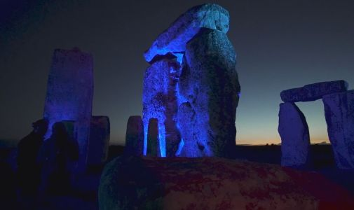 'We, respectfully, lit the stones up': DJs become first performers to play at Stonehenge