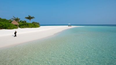 Ease Back into the Sunny Side of Life with Four Seasons Resorts Maldives