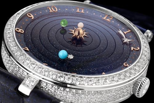 This $320K celestial watch is out of this world - literally