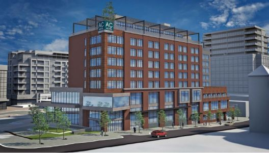 New downtown Greenville hotel set to will go up in former location of Greenville News building