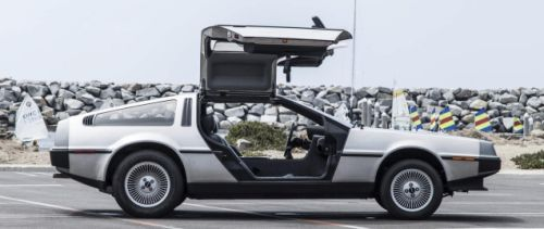 Celebrate Back To The Future Day By Renting One Of These DeLoreans On Turo