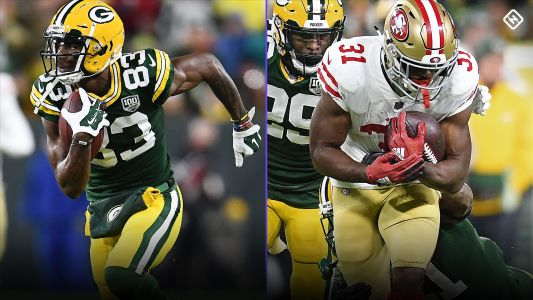 Fantasy Football Waiver Wire Week 7: 'Handcuffs' Marquez Valdes-Scantling, Raheem Mostert shine on Monday night, worth free agent pickups