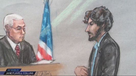 Boston Marathon bomber's lawyers want death sentence tossed