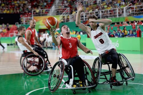 Liam Hickey puts in 'twice the work,' reaps twice the benefits with Paralympic hockey and basketball teams
