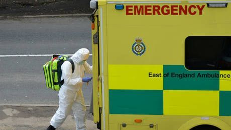 UK suffers 209 new Covid-19 fatalities but rate of new deaths drops