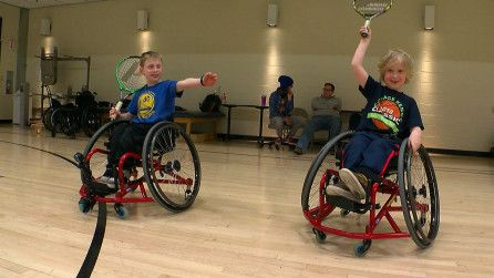 Courage Kenny To Expand Wheelchair Tennis Thanks To Grant