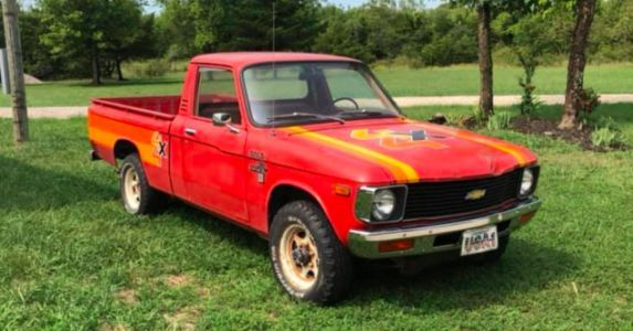 This Single-Owner 1980 Chevy LUV Has To Be One Of The Coolest Trucks On The Pickup Market