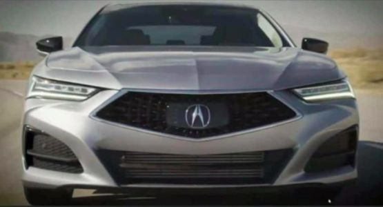 This Is Apparently The 2021 Acura TLX And It Looks Almost As Beautiful As The Concept Car