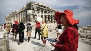 Chinese travellers are rewriting tourism rules