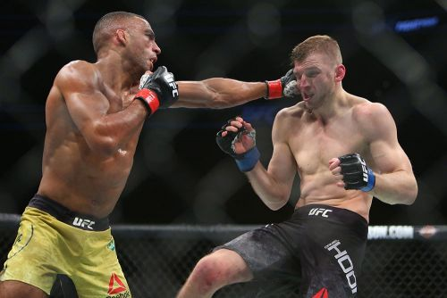 Edson Barboza vs. Justin Gaethje targeted for UFC on ESPN+ 6 in Nashville