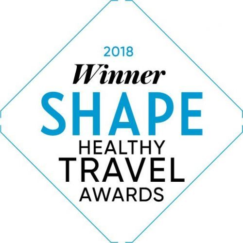 Trek Travel Named a 2018 Shape Magazine Healthy Travel Award Winner