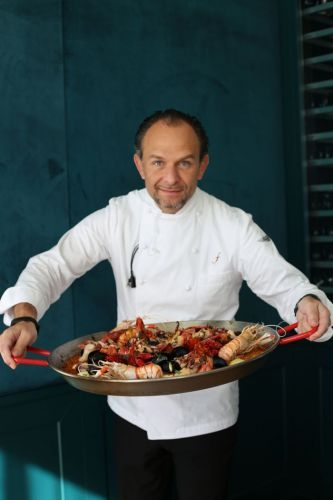 Listen To Food Republic Today: Fabio Trabocchi