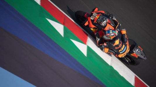 New Radio System Aims To Make MotoGP Racing Safer