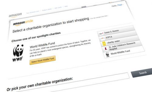 Amazon says it has donated $100 million to charity through AmazonSmile in 5 years