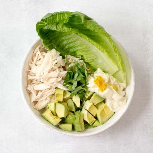 Chicken Salad with Avocado