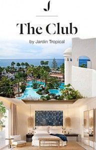 Hotel Jardín Tropical Hits Heights With The Club