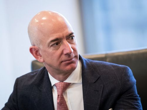 Amazon slides after Trump says he'll take a 'very serious look' at policy changes related to the company