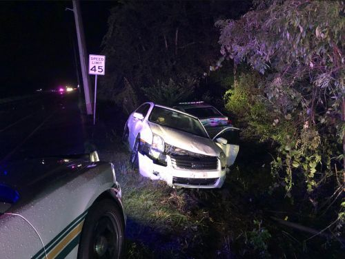 Suspect shot after deputy hit by car in Central Florida