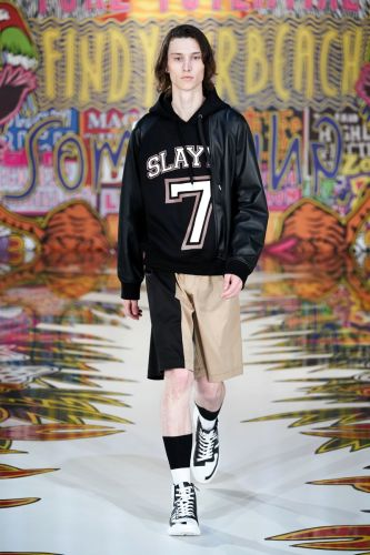 Neil Barrett Embraces Streetwear Vibes with Spring '20 Collection