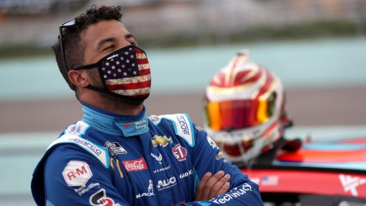 Bubba Wallace to drive for Michael Jordan-Denny Hamlin Cup Series team in 2021