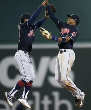 Rookie Bieber takes shutout into 7th, Indians top Bosox 6-3