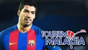 Tourism Malaysia signs year-long partnership with Luis Suarez