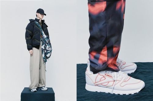 """KANGHYUK's FW21 """"COLLECTION 10"""" Expands Its Material Exploration"""