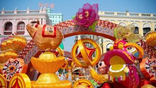 Caution, hope mark this Spring Festival in Macao