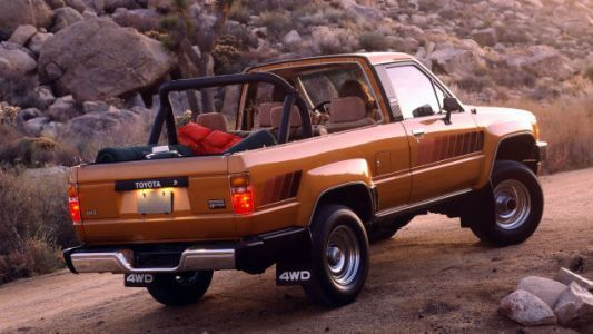 For some reason Toyota has ignored my repeated requests to give the next 4Runner a removable canopy