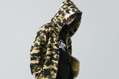 StockX Is Now Selling BAPE & Palace Products