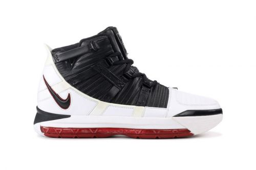 """Nike Zoom LeBron 3 """"Home"""" Set to Hit the Court Ahead of All-Star Weekend"""