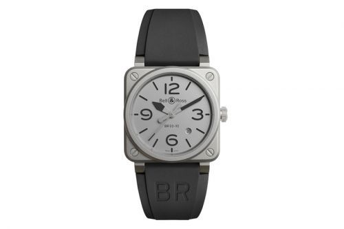 Bell & Ross Release Matte 03-92 Watch