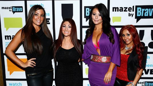 Sammi Sweetheart Reunites With 'Jersey Shore' Co-Stars At Deena Cortese's Baby Shower!