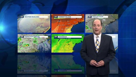 Video: Spring-like weather sticks around for another day