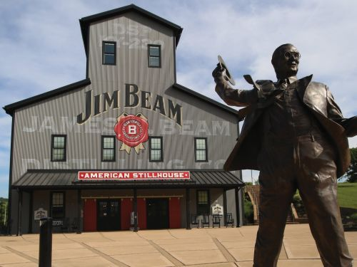 You can stay at Jim Beam's bourbon distillery for $23 per night, and it comes with a full bar, dinner, and a tasting tour