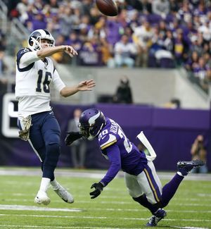 Rams machine needs some repairs after 24-7 loss at Minnesota