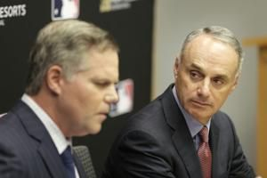 MLB strikes deal with MGM as legal gambling expands in US