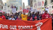 Chicago Teachers Are Going On Strike