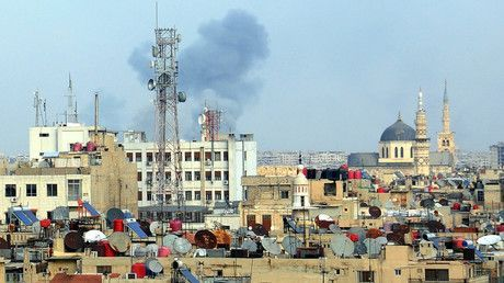 At least 35 killed in Damascus market shelling - health official