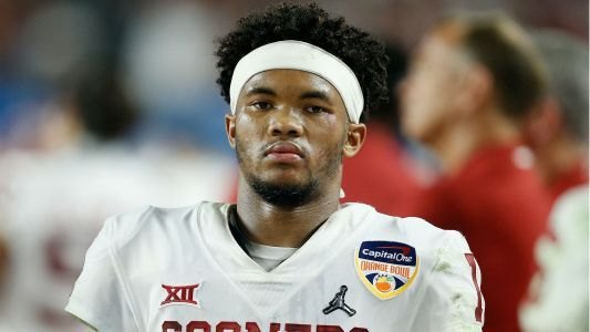 NFL Draft 2019: Kyler Murray unsure he'll throw at scouting combine, report says