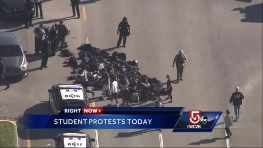 Instead of walkout, students with snow day to march to State House