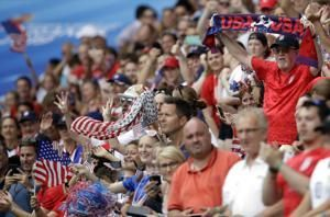 Column: World Cup is huge fun, but what about other 4 years?