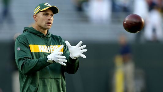 Packers TE Jimmy Graham is not happy with first year in Green Bay