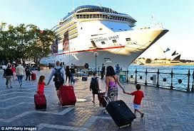 28.5 million passengers go for cruise tourism in 2018