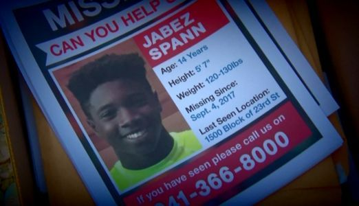 Body of Florida teen who disappeared after witnessing slaying found