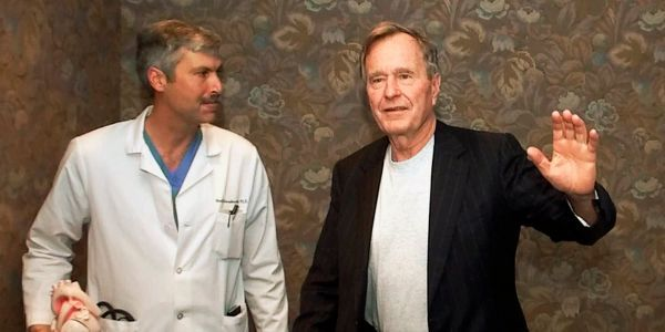 Suspect who fatally shot George H.W. Bush's former cardiologist lost his mother on the doctor's operating table more than 20 years ago, police say