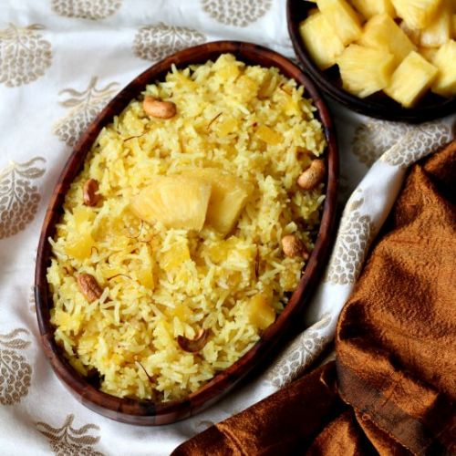 Pineapple Pulao