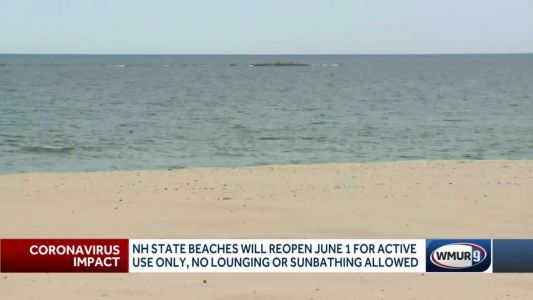 State beaches to reopen June 1