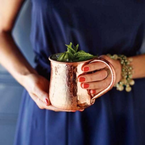 5 Cocktails to Serve in a Copper Mug